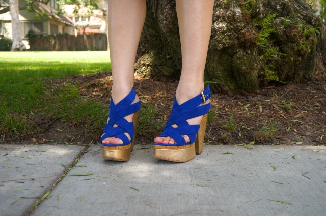 Dolce Vita wedges (I adore these shoes!)