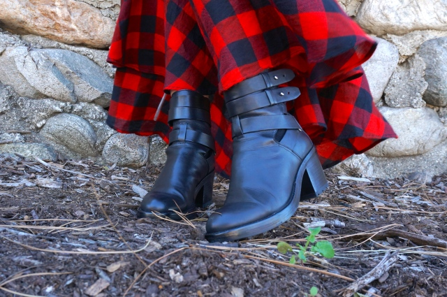 """The Dolce Vita """"Kleat"""" bootie - I'm in love with these and wore them all winter."""